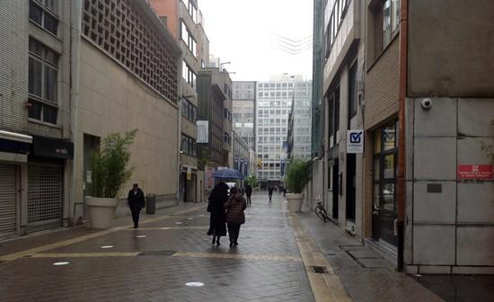 Increased vigilance but no direct threats around Antwerp diamond district