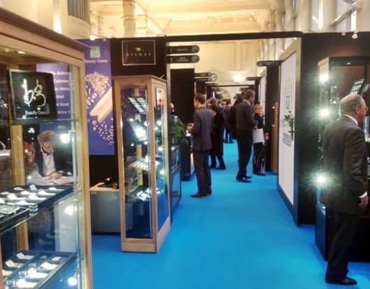 Strong buyer turnout as Antwerp Diamond Trade Fair begins
