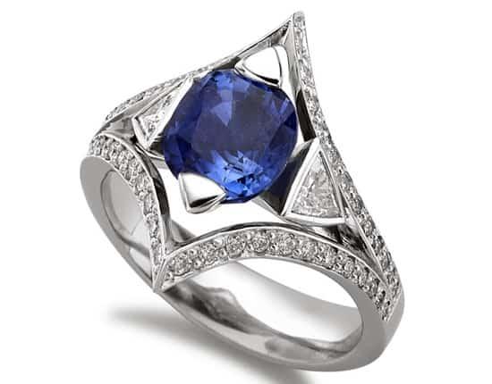 Artist jeweller Wallace Chan to visit 2015 Antwerp Diamond Trade Fair
