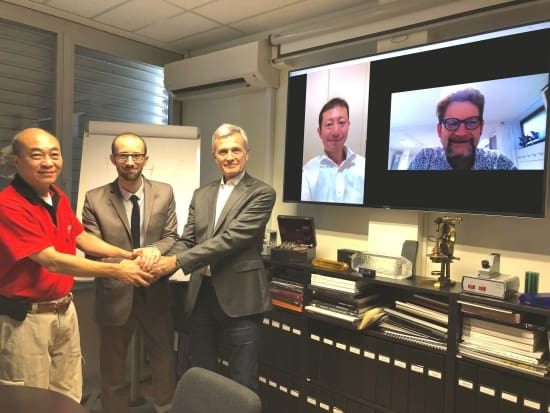 Two new members join Gem Alliance of gem identification labs