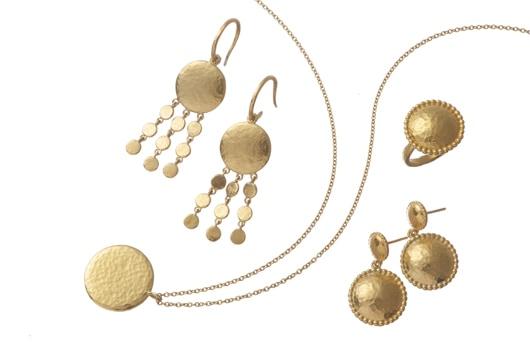 Alexis Dove jewellery stocked in John Lewis stores