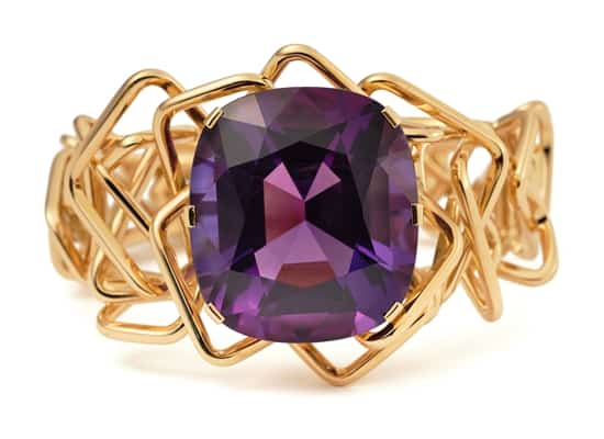 Amy Burton launches three fine jewellery collections stocked by Hancocks