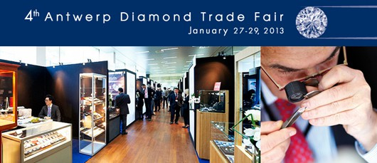 Antwerp Diamond Trade Fair launches Facebook page