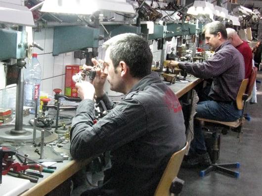 Antwerp diamond factory visit showcases craftsmanship