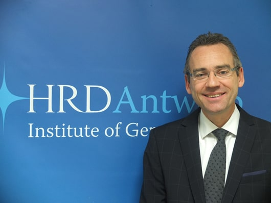 HRD Antwerp appoints Serge Couvreur as general manager