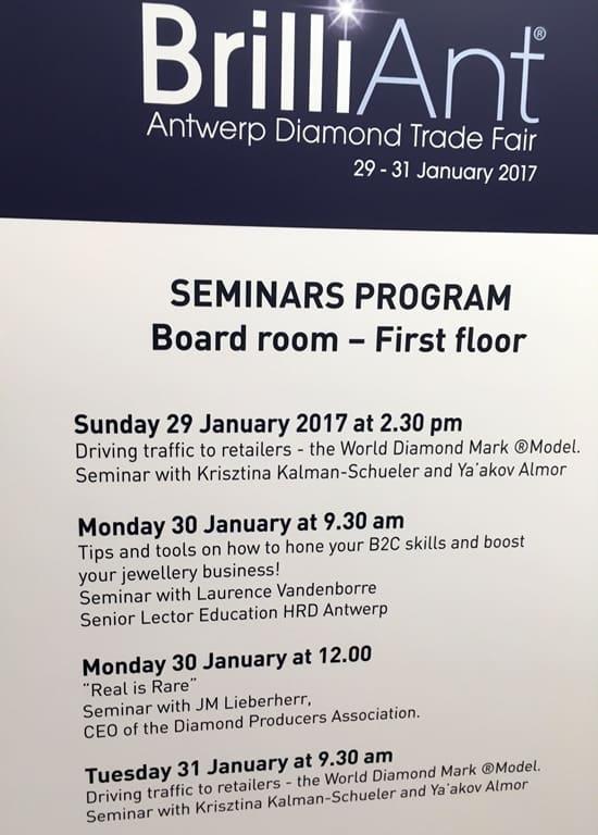 Antwerp Diamond Trade Fair