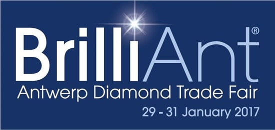 Antwerp Diamond Trade Fair presents new name for 2017 edition: BrilliAnt