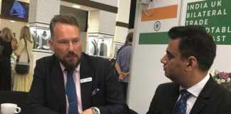 Indian and UK trade met at IJL
