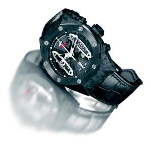 Audemars Piguet Royal Oak Carbon Concept watch