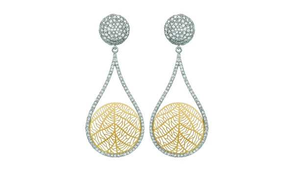 Auratam gold and diamond jewels – bold and precise