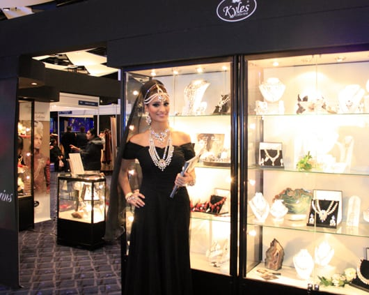 Strong enquiries at title sponsor PureJewels at Asian Wedding Exhibition
