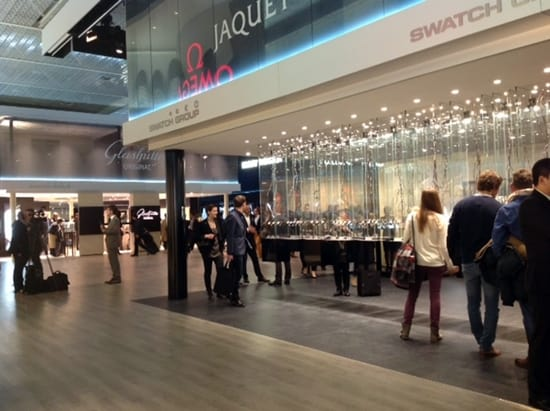 BASELWORLD opens amid recovery in Swiss watch exports