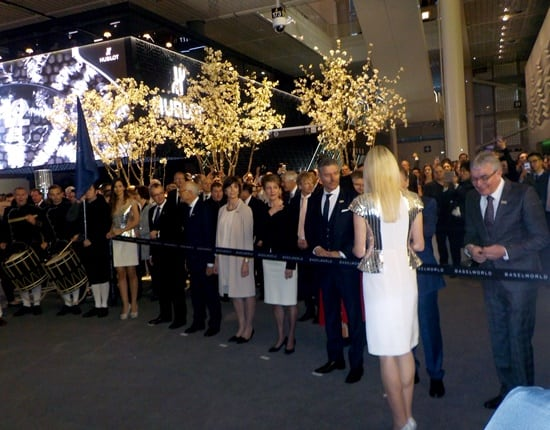 Baselworld opens in tough economic climate