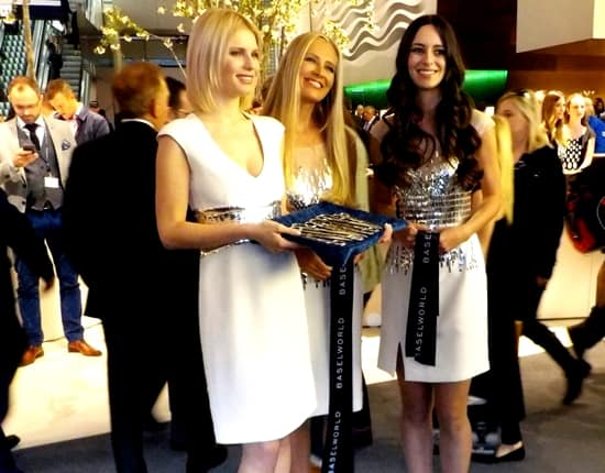 Basel's watch and jewellery show celebrates 100th edition