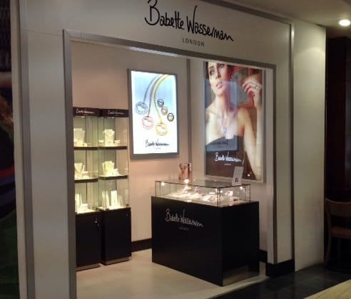 Babette Wasserman opens pocket shop in Dubai