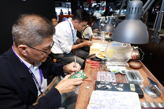 February Bangkok Gems and Jewelry Fair (BGJF) to showcase highly skillful Thai craftsmanship to global audience