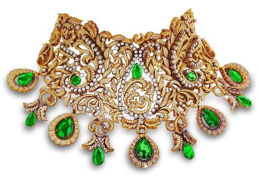 Indian jewellery designer Bina Goenka inspired by Nature
