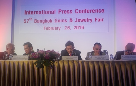 Jewellery News – Thai gem and jewel sector set for steady growth in 2016