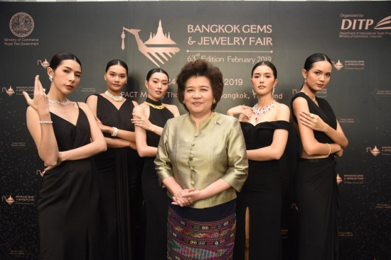 "Bangkok Gems & Jewelry Fair to present theme of ""Thailand's Magic Hands"""