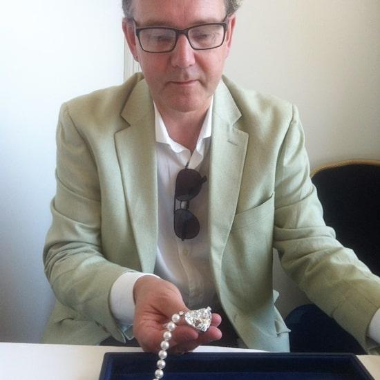 For collectors seeking a bargain, rare white diamonds present opportunity