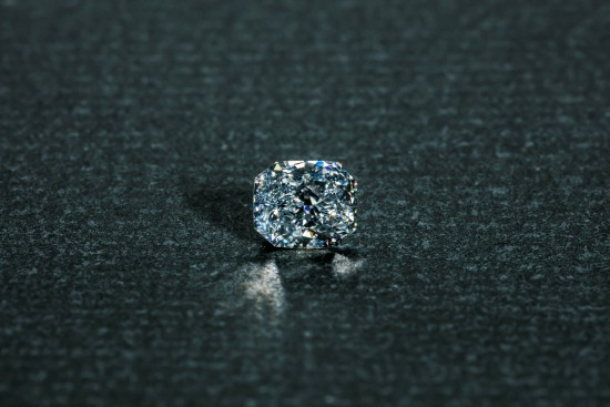 ANALYSIS – Rare blue diamonds, vying with pinks, are among most prized by collectors