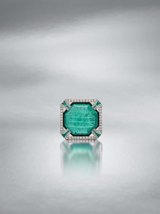 Van Cleef & Arpels' rubies and Kashmir sapphires to headline Bonhams London Jewels Sale