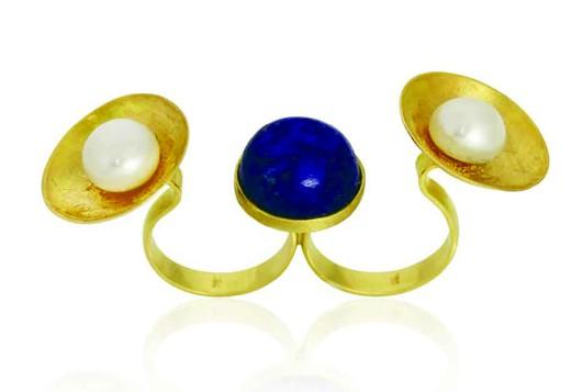 Bruna Bert's jewel designs reflect herself