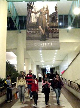 Iguatemi mall reveals splendour of Brazil gemstones