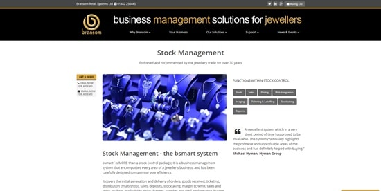Bransom launches new branding and responsive website
