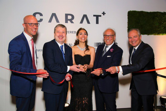 The World's Premier Diamond Event, CARAT+
