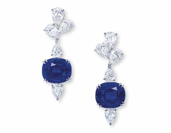 Christie's D-colour Golconda diamonds