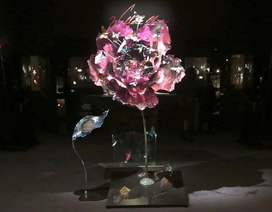 Wallace Chan's exquisite jewellery sculptures