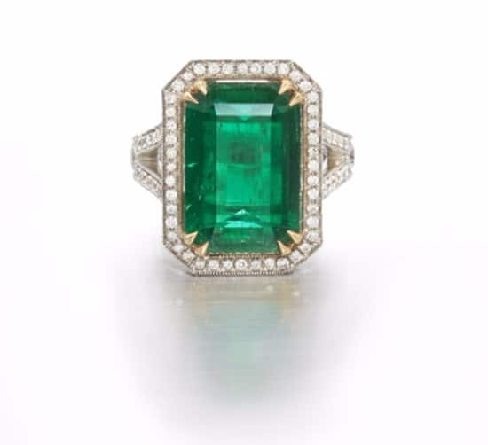 Colour gemstones fetch strong prices at Chiswick Auctions sale