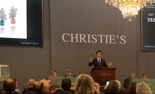 Christie's Geneva sale nets world record price for any sapphire