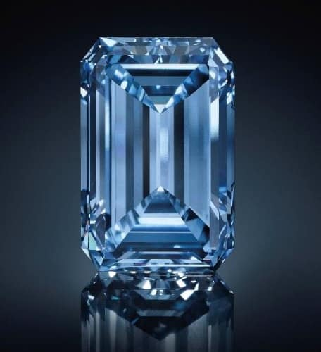 Christie's Geneva to auction Oppenheimer Blue diamond in May