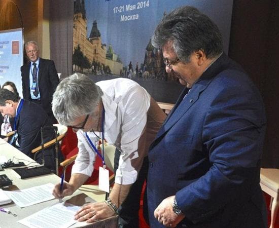 CIBJO, Fairtrade International sign MOU to promote use of fairtrade gold