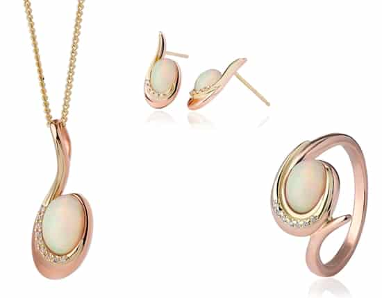 Clogau makes debut at IJL show with new Gold of Royalty collections