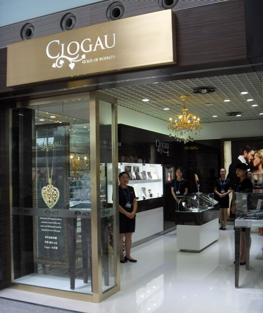 Jewellery News-Clogau to open UK flagship store in Cardiff