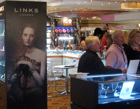 CMJ Spring Show opens, UK jewellers confident about outlook