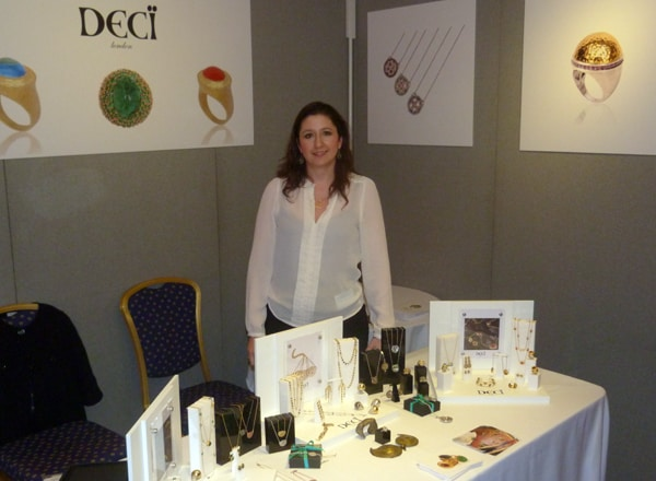 Strong turnout at Company of Master Jewellers trade event