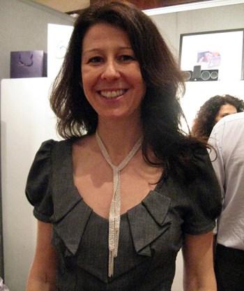 Babette Wasserman, Fei Liu, Rachel Galley, Company of Master Jewellers , CMJ,  Birmingham