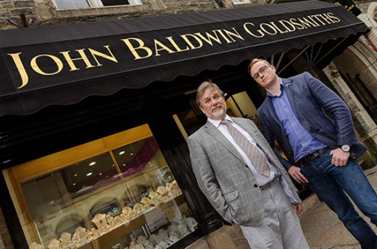 John Baldwin Goldsmiths to join CMJ