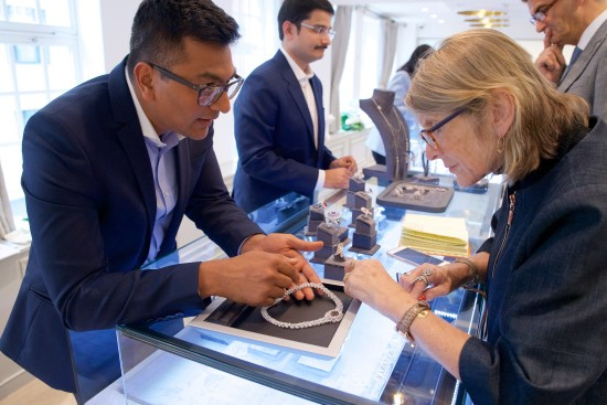 New fine jewellery brands launch at Couture London