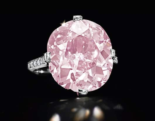 Christie's sells The Clark Pink diamond for $15.7 million