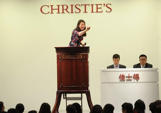 Christie's Hong Kong magnificent jewels sale realises US$75 million