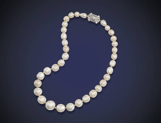 Strong results for period jewels at Christie's auction