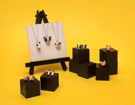 C W Sellors are new UK Distributors of Dog Fever Jewellery Collection