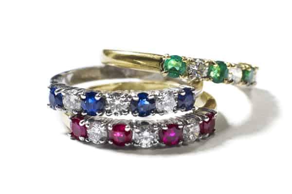 Domino to showcase gemstone jewels at BASELWORLD