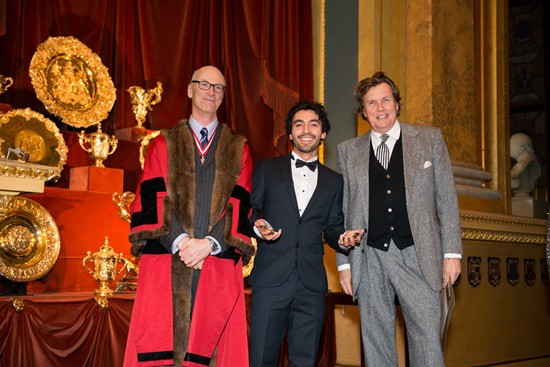 Goldsmiths' Craftsmanship and Design Competition 2015 winners honoured
