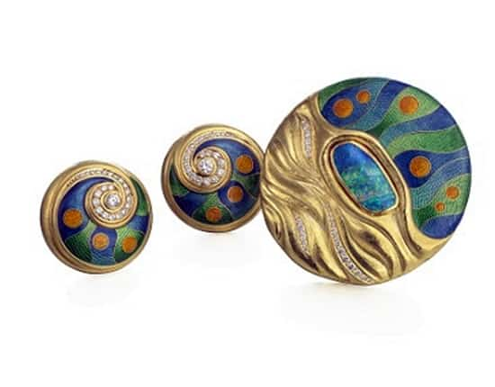 Jewellery News – De Vroomen: Harmony in Colour and Form